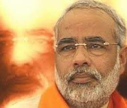 narendra modi calls himself servant of nation not dictator