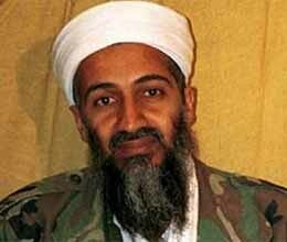 osama bin laden was blind in one eye