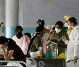 leaders also suffer with swine flu