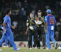australia wins over india by 9 wickets