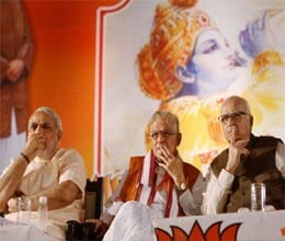 bjp will follow political line of vajpayee