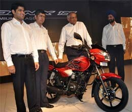 tvs motors launch phoenix 125
