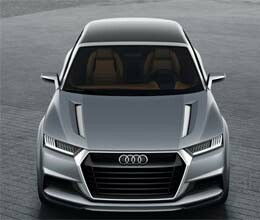 audi new car crosslane coupe surprize everyone