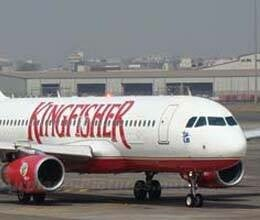 Kingfisher Airlines cancels flights as employees strike work