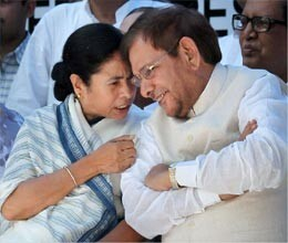 nda wants to bring mamata banerjee in his team