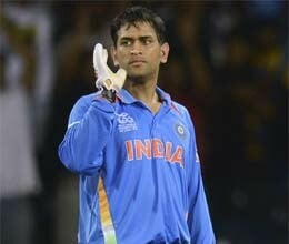 dhoni lost someone who was very dear to him