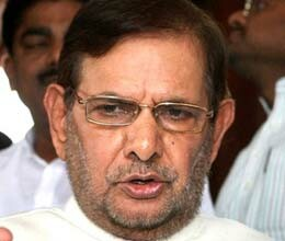 Farrukhabad is not fiefdom of Khurshid: Sharad Yadav
