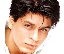 sharukh acts in a frech film