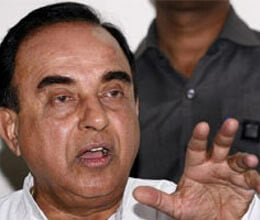 Swamy moves EC to derecognise Cong om Herald loan issue