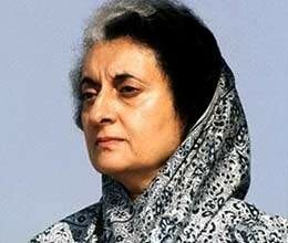 indira gandhi survived until 1986