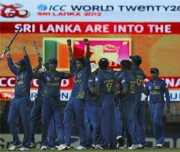 Sri Lanka beat Pakistan to enter ICC World T20 final