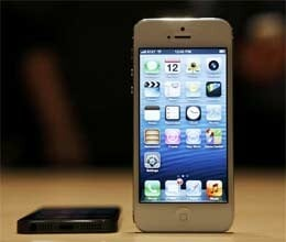 apple launched iphone 5 in sanfrancisco