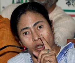 mamata criticizes reforms on facebook