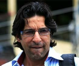 akram criticized the pitch