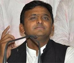 akhilesh showed fear of regional parties strength