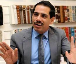 open war between bjp and congress on vadra