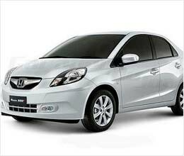 honda brio sedan launch in In fy 2013