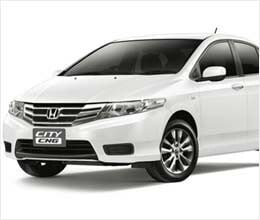 honda city cng launch in october last