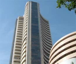 stock market lost early gains sensex down