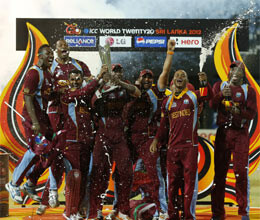 west indies are the kings of t20 cricket