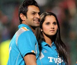 sania likes to watch shoaib scoring runs