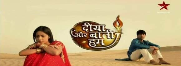 diya aur bati reaches top spot on small screen