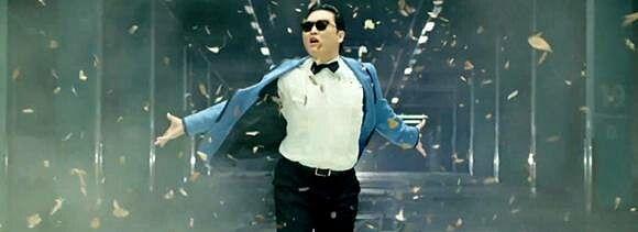 gangnum style dance goes viral