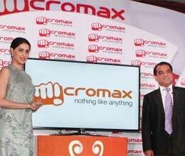 micromax launches led tv worth 16 thousand