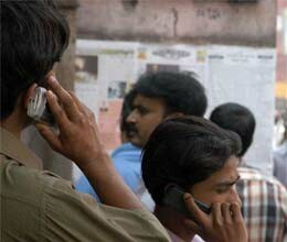 mobile users drop by 51 lakh