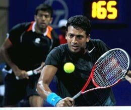 bhupathi bopanna pair in shanghai quarter finals