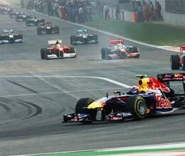 indian grand prix will start with thrill and speed