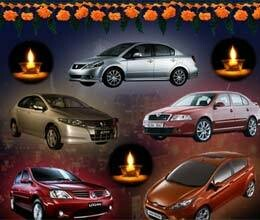 there will be new cars in the market in festive season,