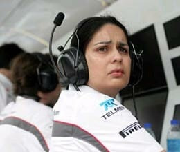 indian origin monisha kaltenborn becomes first woman team principal in formula one