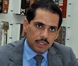 government placed Ceiling Act on hold for Robert Vadra