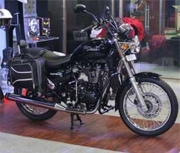 royal enfield 500cc thunder bike