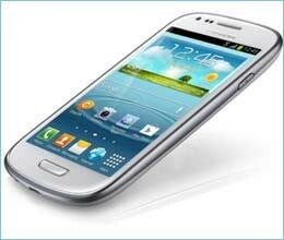 samsung launches galaxy s3 mini