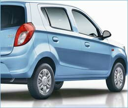 alto 800 cross booking of 21000 cars