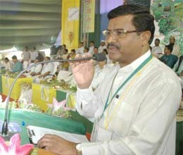 Jharkhand Vikas Morcha formally withdraws support from UPA