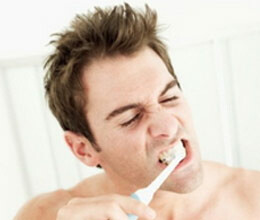 not brushing daily then wife could leave you