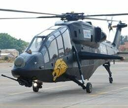 army to get possesion on combat helicopters