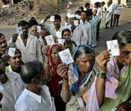 voting begins for panchyat election in up