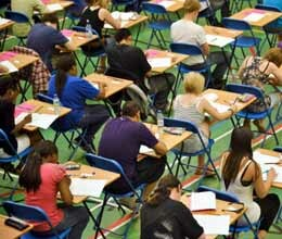 theory of getting good marks in exam revealed