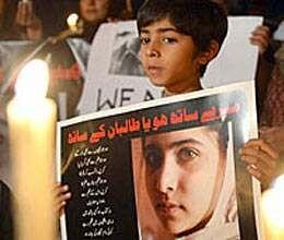 taliban to target media organisations on malala coverage