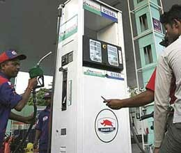 petrol pump will open at 12 noon from october 15