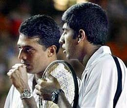 bhupati bopanna pair in semifinal of shanghai masters