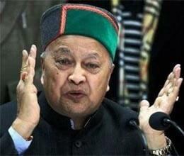 virbhadra singh confident for victory in himachal