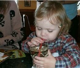 whisky given as juice to two year old boy