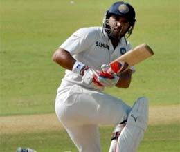 tiwary yuvraj mukund power india a to 369 an exciting first day