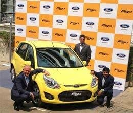 ford figo launches upgraded version