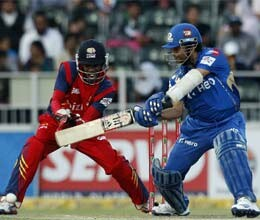 mumbai indians lose as mcKenzie quinton shine for lions